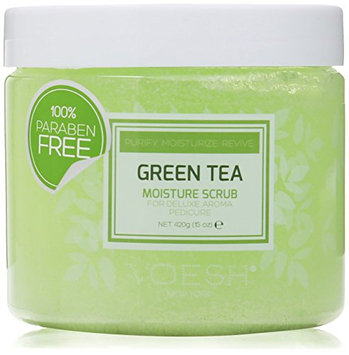 Voesh Mani.Pedi-Cure System Green Tea Moisture Scrub