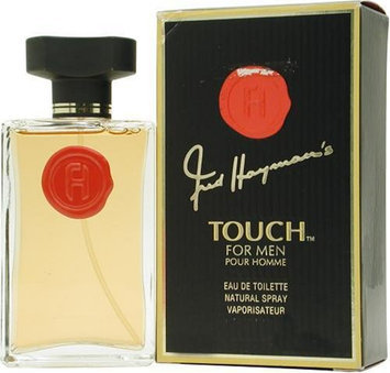 Touch By Fred Hayman For Men. Eau De Toilette Spray 3.3 Ounces