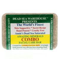 Dead Sea Amazing Minerals Combo Facial Care Bar - 5.2 oz