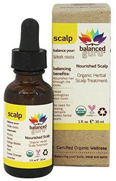 Balanced Guru Nourished Scalp Oil