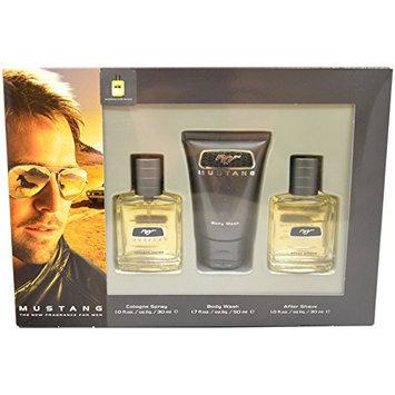 Estée Lauder Mustang Gift Set for Men (1 Ounce Cologne Spray