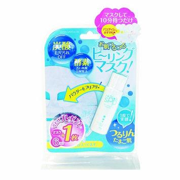 JAPAN GALS 6 Piece Facemask Carbonic Acid