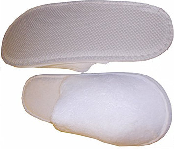 MT Unisex Terry Cotton Cloth Spa Slippers