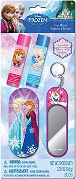 Frozen Lip Balm with Oval Mirror and Tin