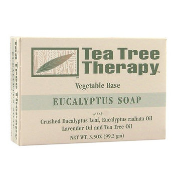 Tea Tree Therapy Eucalyptus Soap Vegetable Base