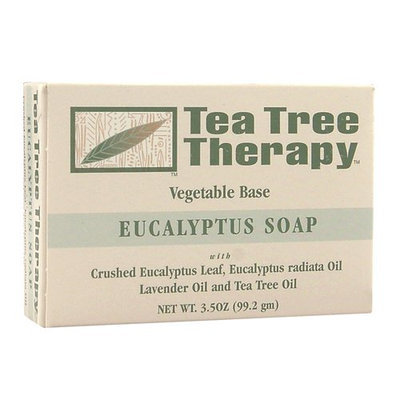 Tea Tree Therapy Eucalyptus Soap Vegetable Base