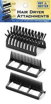 Annie Hair Dryer Attachments for #5803