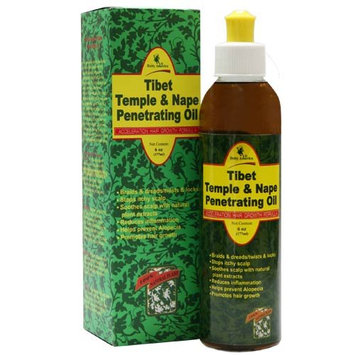 Deity Tibet Temple & Nape Penetrating Oil 6oz