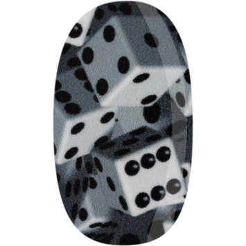 Skinz Nail Decals 24 Count Dice