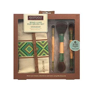 Ecotools Boho Luxe Duo Make Up Brush Set