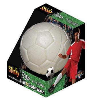 Stinky Boyz soccer soapball (Mini Soccer Ball)