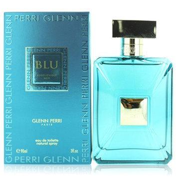 Glenn Perri Unbelievable Blu for Men Eau de Toilette Spray