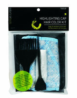 Colortrak Haircoloring Accessories Kit For Home Haircoloring Use