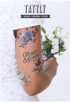 Tattly Temporary Tattoos Lovely Set