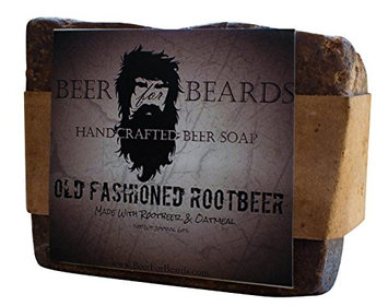 Beer For Beards Old Fashioned Root Beer Soap