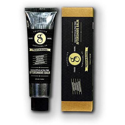 Suavecito Premium Blends Eucalyptus & Tea Tree Aftershave Balm 4 oz