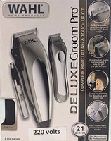 WAHL1 79305-3658 Deluxe Groom Pro 21 Piece Complete Hair Cutting Kit