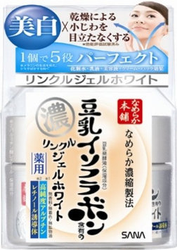 SANA Nameraka Isoflavone Wrinkle Gel Cream