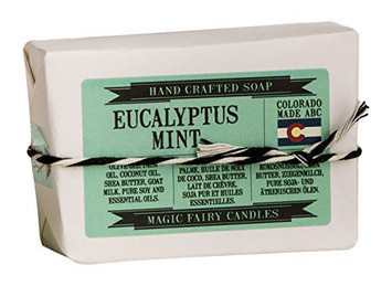 Magic Fairy Candles Goat Milk Soap