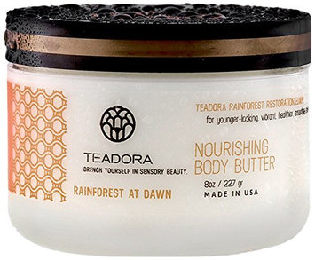 Teadora Body Butter - Rainforest At Dawn
