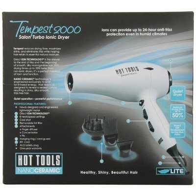 Hot Tools HTBW04 Tempest 2000 Turbo Ionic Dryer