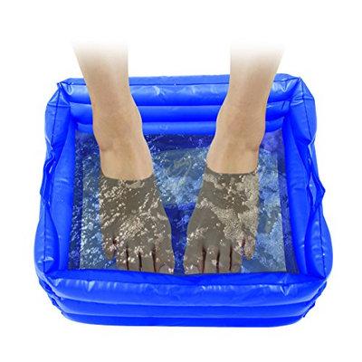 Liteaid Inflatable Massaging Foot Spa