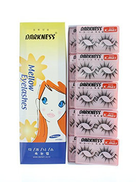 Darkness False Eyelashes K-MA 8