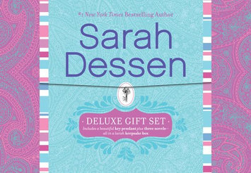 Penguin Group Sarah Dessen Deluxe Gift Set (3 Books + Keepsake Charm)