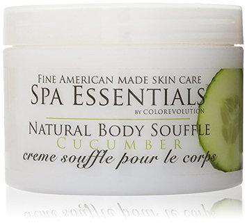 Spa Essentials Natural Body Souffle