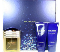 Boucheron 3 Piece Fragrance Gift Set for Men