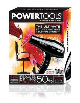 POWERTOOLS Salon Pro 5600 Hair Dryer