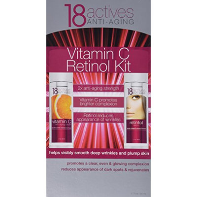 18 Actives Vitamin C Retinol Kit