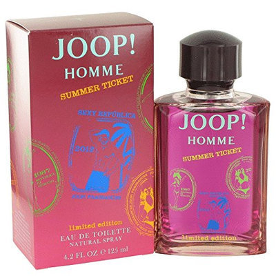 Joop Summer Ticket Eau De Toilette Spray for Men