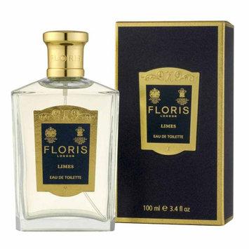 Floris Of London Limes Perfume Eau de Toilette Spray for Women