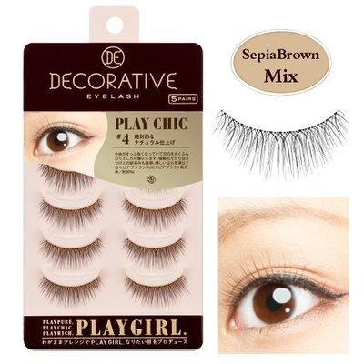 SHO-BI Decorative False Eyelashes