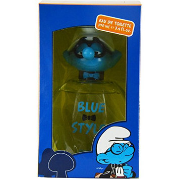 First American Brands The Smurfs Blue Style Brainy Eau de Toilette Spray