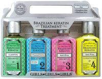 Girls Girls Girls Brazilian Keratin Treatment Complete Starter Kit