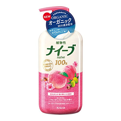 KRACIE Naive Body Pump Soap