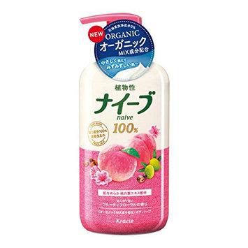 KRACIE Naive Body Pump Soap