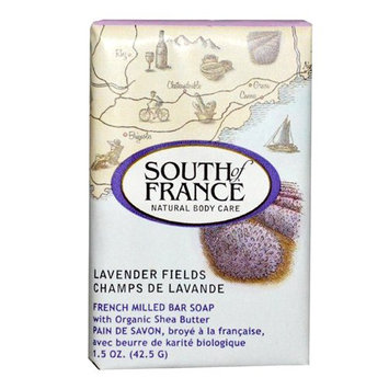 South of France Travel Size Bar Soap