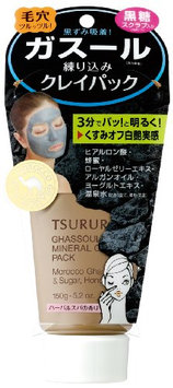 BCL Tsururi Ghassoul Facial Pack