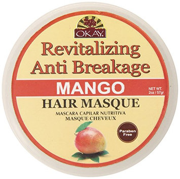 Okay Mango Revitalizing Anti Breakage Hair Masque