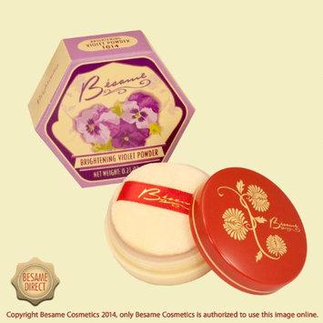 Besame Cosmetics Brightening Powder