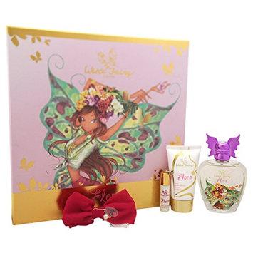 Winx Fairy Couture Flora Chic Essence 4 Piece Gift Set