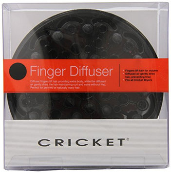 Cricket Professinal Finger Hair Dryer Diffuser
