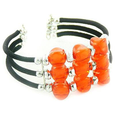 Linda Fashion Chunky Beaded Bracelet