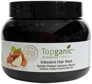 Topganic Intensive Hair Mask with Brazil Nut Oil