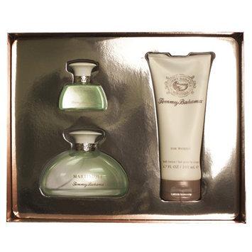 TOMMY BAHAMA MARTINIQUE 3 Piece Set Sail Martinique Eau de Parfum Spray Gift Set for Women