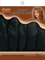 Annie Pillow Satin Rollers
