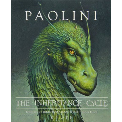 Random House Inheritance Cycle 4-Book Boxed Set (Eragon, Eldest, Brisingr, Inheritance)